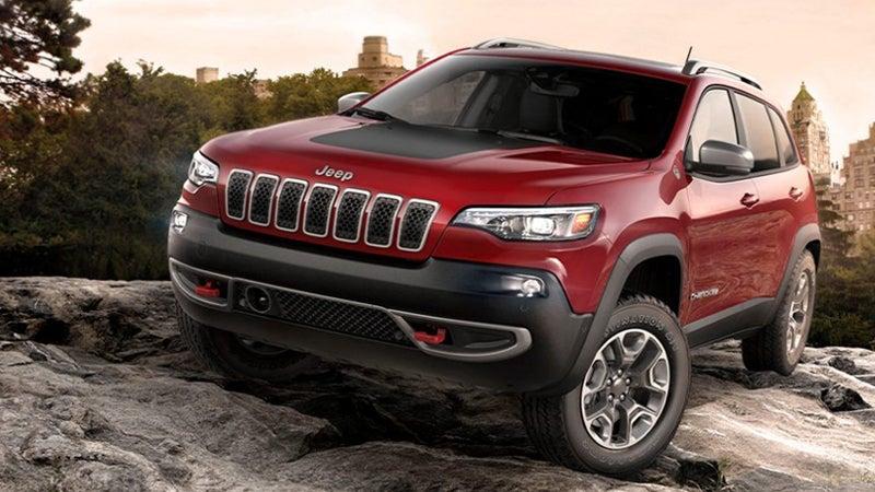 Blue Ribbon Sallisaw >> 2020 Jeep Cherokee | New Jeep near Fort Smith, AR | Blue ...
