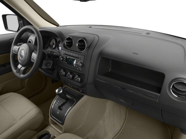 2017 Jeep Patriot Sport In Sallisaw Ok Blue Ribbon Chrysler Dodge Ram